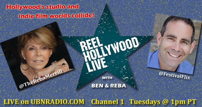 Reel Hollywood Live with Ben and Reba